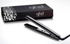 NEW-2012-LIMITED-EDITION-GLOSS-BLACK-GHD-IV-HAIR-STRAIGHTENER-MELBOURNE-SALON