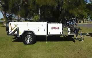 2013 Complete Campsite Fraser - Hard Floor - Extended Drawbar Runaway Bay Gold Coast North Preview