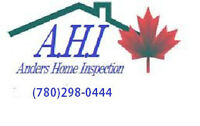 Anders Home Inspection Edmonton and Area
