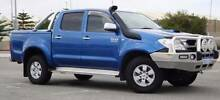 2010 Toyota Hilux SR5 Dual Cab Diesel Manual Fully Optioned Hillarys Joondalup Area Preview
