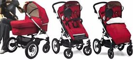 Hauk travel system pushchair pram buggy