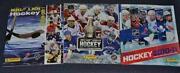 Hockey Sticker Book