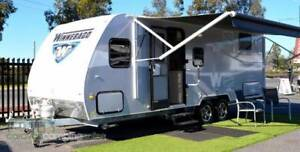 2015 Bunk Van with Slide Out - Winnebago Frenchs Forest Warringah Area Preview
