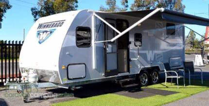2015 Bunk Van with Slide Out - Winnebago