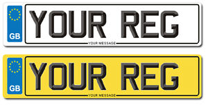Car Number Plates Show plates With Your Reg Build And Design Here