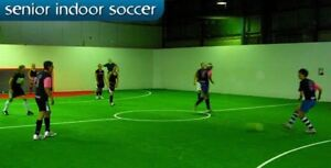 Indoor soccer player Broadbeach Gold Coast City Preview