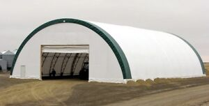 Portable Fabric Structures Winter Sale Prince George British Columbia image 6