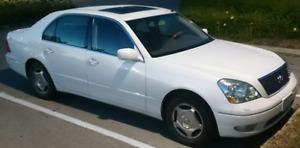 2001 Lexus LS 430 - Excellent Condition