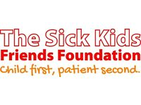 Edinburgh Sick Kids Friends Foundation Great Strides Sponsored Walk