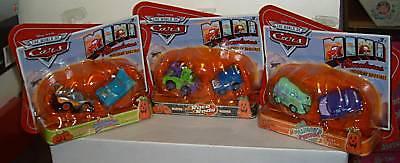 #5670 NRFC Target Stores Halloween Disney Pixar CARS
