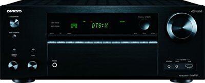 Onkyo TX-NR757 A/V Receiver - 7.2 Channel - Black - Multizon
