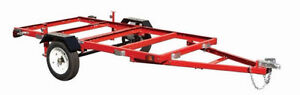 NEW  4 X 8 FOLDING UTILITY TRAILER THE ORIGINAL. ON SALE