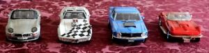 Die Cast Cars - 1:24 Scale