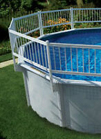 Manufactures Clearance on Above Ground Pools