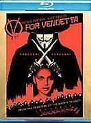 V for Vendetta Blu Ray