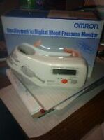 "WANTED: OMRON DIGITAL ""FINGER"" BLOOD PRESSURE MONITOR"