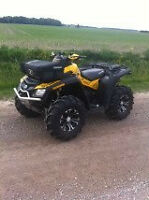2011 Can-Am 800 Outlander