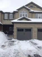Guelph Executive Townhome Student Rental