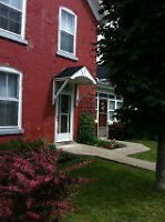 Large 2 Bedroom Duplex with garage/backyard  - Avail August 1'st