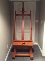 Professional Studio Easel for sale