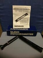 Sling Psychrometer by Bacharach