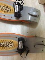 Electric Razor Scooters x 2 for sale Cleveland Redland Area Preview