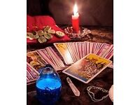 Tarot reading, Coffee reading, astrology, curse and black magic removal, entity removal