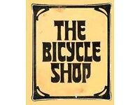 Top notch staff needed - The Bicycle Shop & Eaton Park Cafe