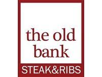 Part-time Bartender at Steak & Ribs Restaurant