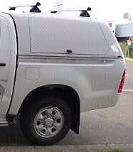 Toyota Hilux Duel cab canopy 2005 to 2015 East Cannington Canning Area Preview