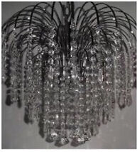 Loxton chandelier two brand new in box £100