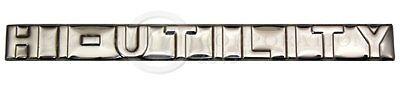 International Hi-utility Emblem For 300 Or 350
