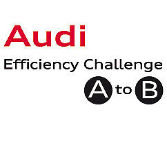 Audi Efficiency Challenge A to B