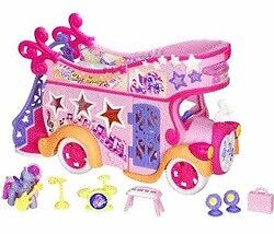 My Little Pony Starsong Stage Bus