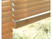 Appolo wooden blinds large for bed room window