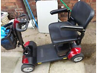 Mobility scooter GoGo Elite Sport (like new)