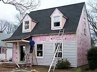 For All your renovations no money down till job done