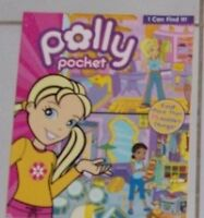 Polly Pocket search and find book for sale