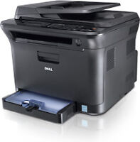 DELL 1235cn MULTIFUNCTION COLOUR LASER PRINTER