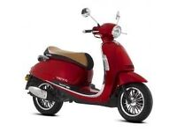 Lexmoto Vienna 50cc Scooter - 1 Year Parts Warranty - Finance Available FROM £1279