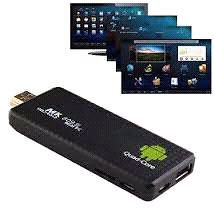 (SOLD ) PC Android Stick plus 2 Sided Wireless Air Remote