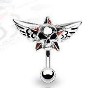 Skull Belly Bar