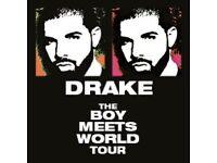 X2 Drake Standing Tickets - Saturday 4th Feb