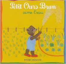 livres du petit ours brun