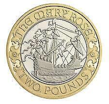 Proof Technological Achievement Two Pound Coins £2 1997 ...