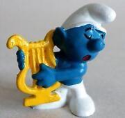 Vintage Smurf Figurines