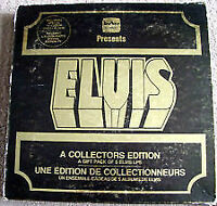Elvis Collection on Vinyl - 9 Albums of Great Elvis Hits!