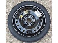 "Vauxhall insignia 17"" space saver wheel"