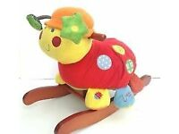 Baby rocker - Lotty the Ladybird by ELC