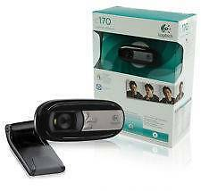 NEW LOGITECH C170 WEBCAM ONLY $15! Annerley Brisbane South West Preview